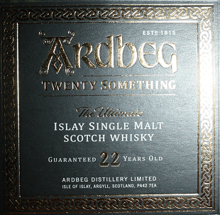Ardbeg Twenty Something 22 Jahre - 4