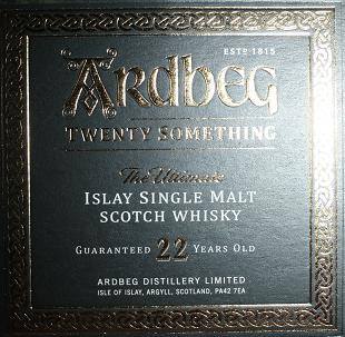 Ardbeg Twenty Something 22 Jahre - 4